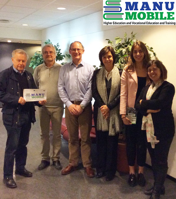 Manumobile project official meeting, Oslo, 20 and 21 April