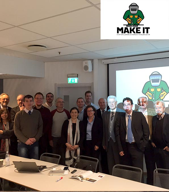 MAKE IT project second meeting