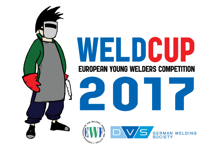 Talented young welders competing at WeldCup2017