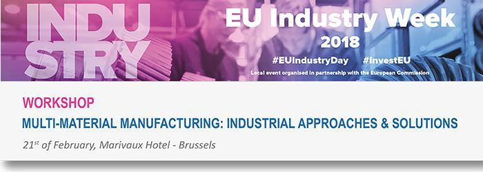 European Industry Day Multi-Material Manufacturing Workshop