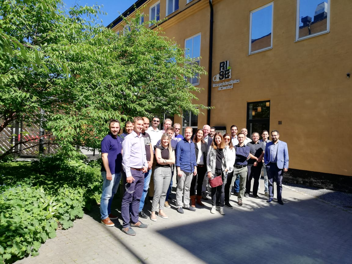 FineSol Project Consortium RISE Sweden