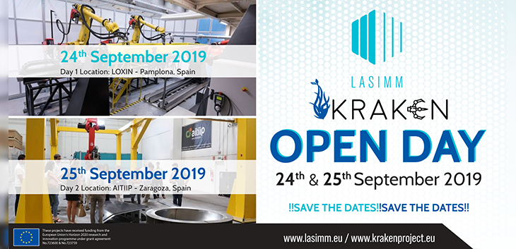 LASIMM and KRAKEN OPEN DAY